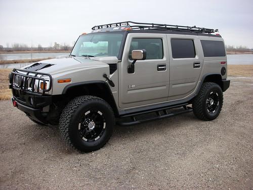 Hummer Upgrades - Tires