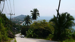 koh Phangan haadrin view0002 (soma-samui.com) Tags: road travel holiday thailand island resort koh  phangan haadrin      tourguidesoma   somasamuicom
