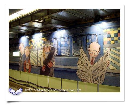 090118捷運南港站01