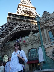 Under the Feiffel Tower (arirose) Tags: travel lasvegas ber
