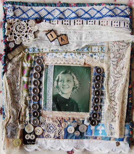 The Grandma Quilt (copyright Hanna Andersson)