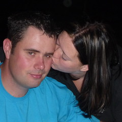 Francois ~ my son & wife Lynette (JackySnappy (Jackie van Niekerk)) Tags: blue son myson only wife francois lynette