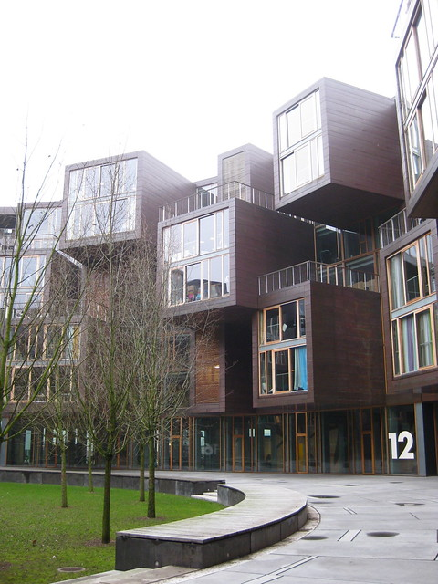 Lundgaard & Tranberg- Tietgenkollegiet Student Housing, 2006