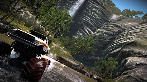MotorStorm Pacific Rift updated demo