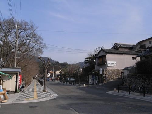「高畑・春日大社」散歩-高畑の鹿-01