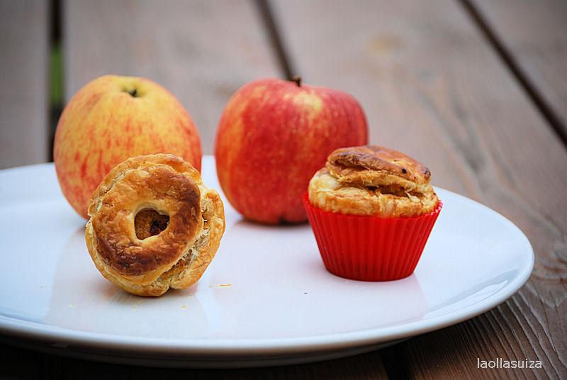 hemc 30 - mini pasteles de manzana