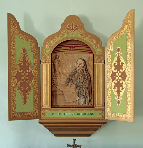 Old Saint Ferdinand Shrine, in Florissant, Missouri, USA - Convent, Duchesne icon
