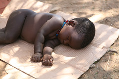 sleeping... (Ingiro) Tags: africa boy sleeping river african fiume valle valley tribes ethiopia hamar omo etiopia ingiro i500 interestingnes323