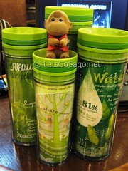 Starbucks Clean & Green Recyclable Tumblers