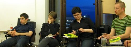 UX Book Club (Warszawa) 2009-04-22