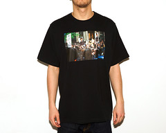 Staple A=3MC Biggie Tee Black