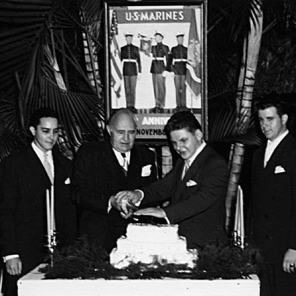 Amb Gardner Havana Embassy 1953