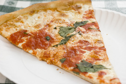 Cranbury Margherita Slice