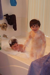 070209-03 Boys Bath Time