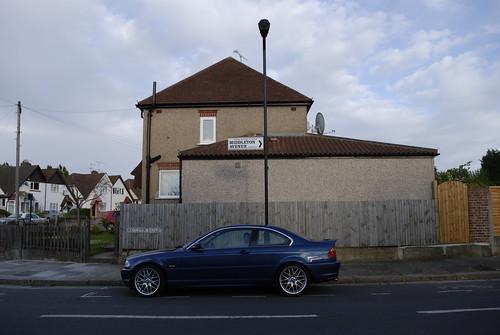 Greenford suburbia