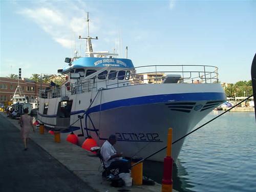 pesquero Nuevo Joaquina - Antonio