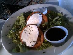 Zbar mozzarella salad