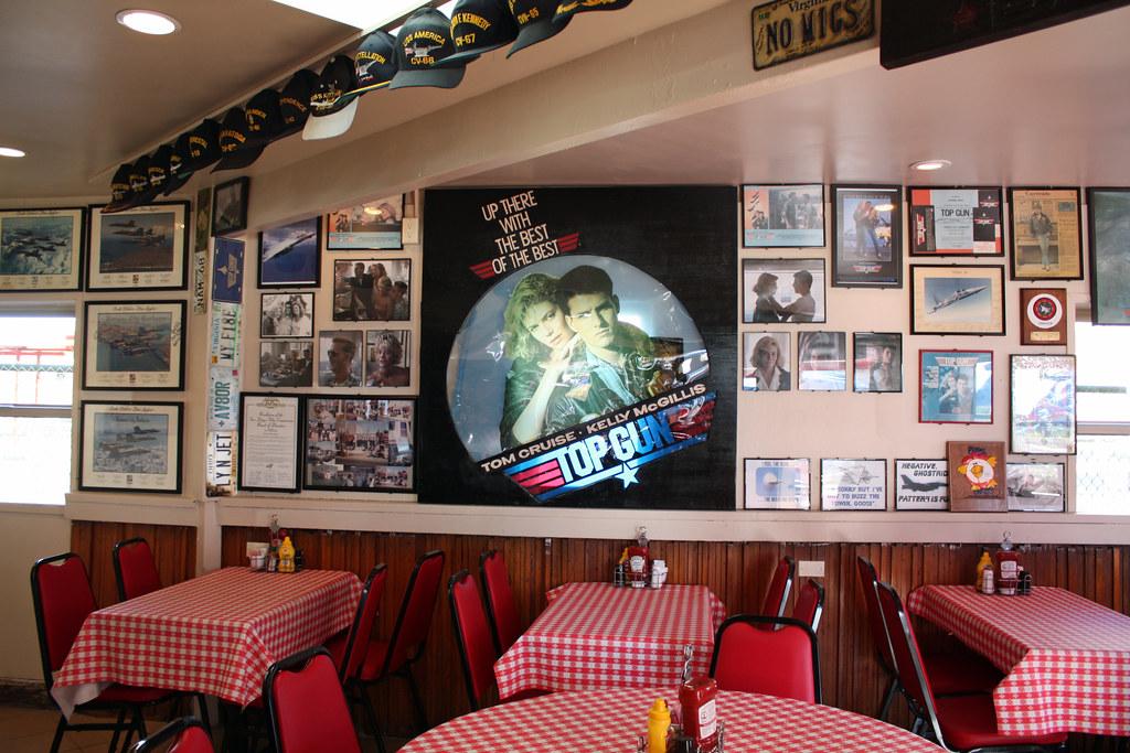Kansas City BBQ (Where The Bar Scenes In U0026quot;Top Gunu0026quot; Were Filmed