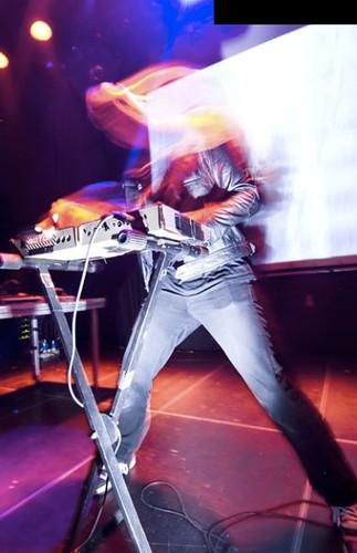 MOTOR live - Bryan Black