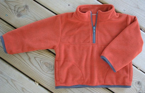Kwik Sew 2911 Childrens Fleece Jacket