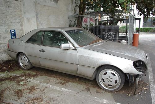 Mercedes benz 600 sec c140
