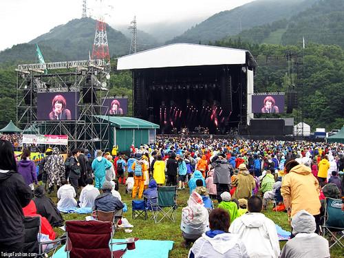 Lily Allen in Japan
