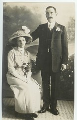 Algernon And Nellie Bean (Clare Red) Tags: oldphotos oldfamilyphotos