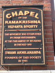 Ramakrishna Vedanta Society of Massachusetts