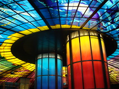 True colors (avenue207) Tags: city light abstract color subway taiwan kaohsiung