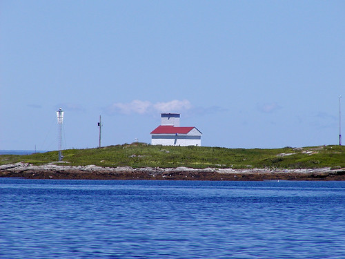 Hart Island Lighthouse, NS