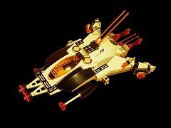 # Zorg DZ-1000 (Crimso Giger) Tags: ship lego space evil mean spaceship abs espace starship futur moc afol vaisseau zorg staship vaisseauspatial legoship legospaceship legostarship crimsogiger zorgempire creationlego lempirezorg vaisseaulego vaisseauspatiallego