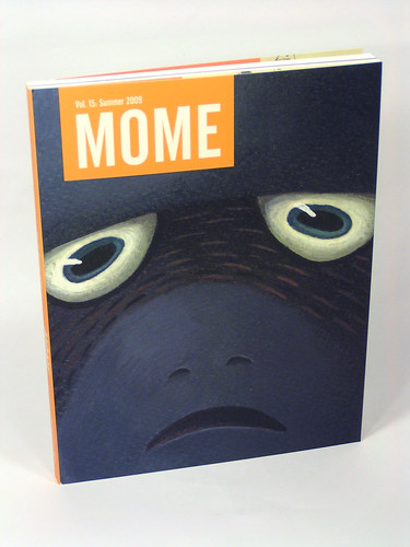 Mome Vol. 15: Summer 2009 - cover by Andrice Arp by you.
