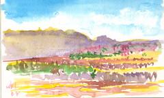 Canaan Valley watercolor (kevin63) Tags: watercolor painting westvirginia lightner canaanvalley
