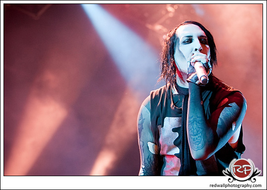 Marilyn Manson @ Mayhem Fest