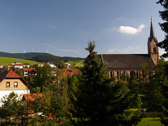 Room with a view (Martin van Duijn) Tags: germany deutschland schwarzwald blackforest oberharmersbach