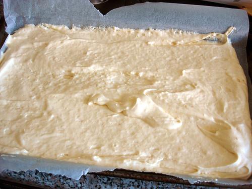 Marzipan-Bisquitteigmasse