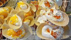 Thai Crispy Pancake (Kanom Buang) / ขนมเบื้องไทย