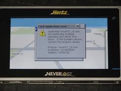 Windows CE Error
