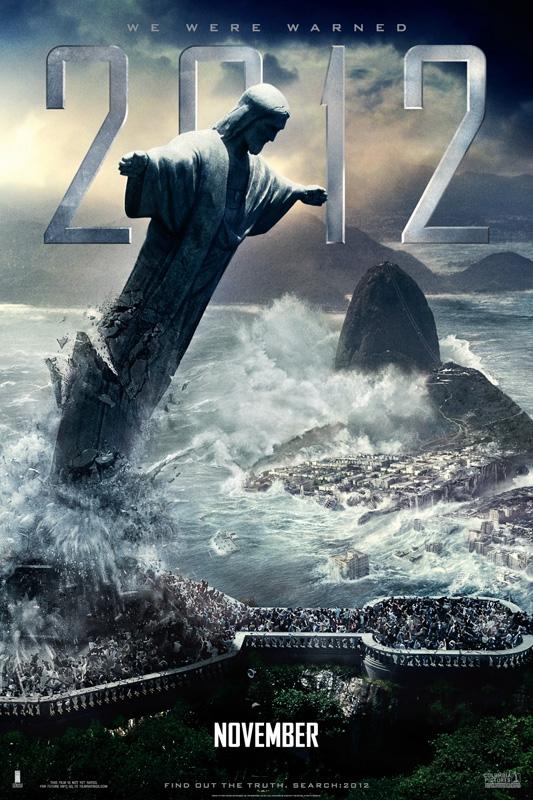 película 2012 Cristo Corcovado