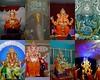 Lord of Obstacles, 8 different idols (Mayur Kotlikar) Tags: city india lake photography ganesha festivals hobby special maharashtra hindu incredible bappa ganpati nagpur marathi mayur hindurituals vighneshvara ganeshidol lordofobstacles ambazari gorewada panasonicfz28 vighnesha kotlikar telankhedi lordofwisdom vignaharta moryaganpatibappa 440010