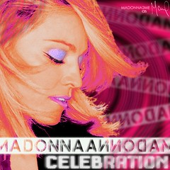 Madonna - Celebration (  d     2  e) Tags: new madonna september celebration single 29 revolver 2009 nuevo ciccone sencillo regancameron