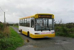 Express Motors Dart (DaveAFlett) Tags: airports northwales independentbuses