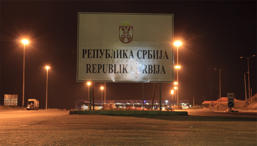 Welcome in Serbia