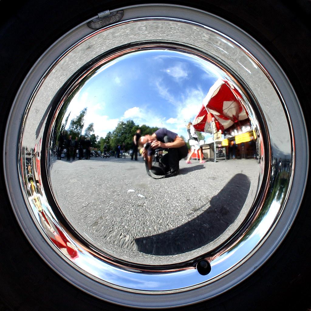 Harley-Davidson Squircle
