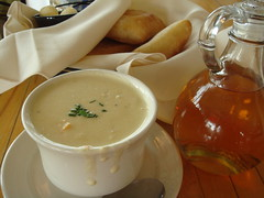 Cream Of Crab Soup With Sherry