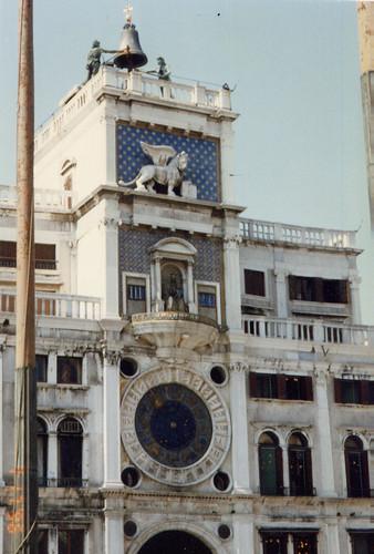 st. mark's clock