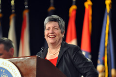 Janet Napolitano, secretary of the Department ...