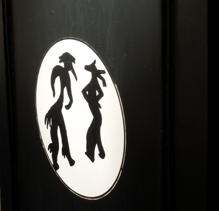 Vitrine Noir D'Ivoire, 18 rue Guenegaud
