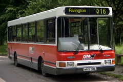 GMN 0615 M615SBA (Zippy's Revenge) Tags: rivington dennis dart paladin gmbuses northerncounties gmn ncme rivingtonbarn gmbusesnorth countybus