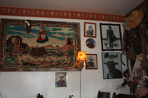 ... and more John Wayne.
